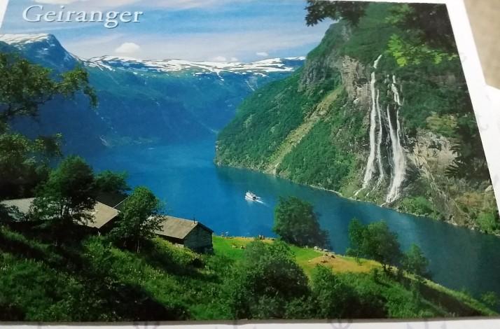 Cartao Postal de Gereinger